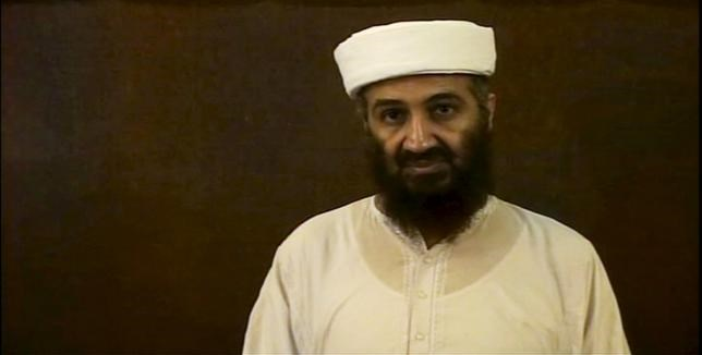 Osama bin Laden is shown in this file video frame grab released by the U.S. Pentagon May 7, 2011. Photo: Reuters/Pentagon/Handout/Files