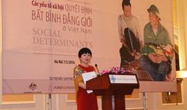 Chained to chores, Vietnamese women remain unequal to men: study