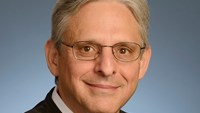 Chief Judge Merrick B. Garland of the United States Court of Appeals for the D.C. Circuit is seen in an undated handout picture.  Photo: Reuters/US Court of Appeals/Handout via Reuters
