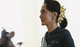 Myanmar's Aung San Suu Kyi set to steer cabinet as minister