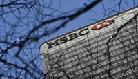 The HSBC headquarters is seen in the Canary Wharf financial district in east London, Britain February 15, 2016. Photo: Reuters/Hannah McKay