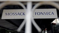 Mossack Fonseca law firm sign is pictured in Panama City, April 4, 2016. Photo: Reuters/Carlos Jasso