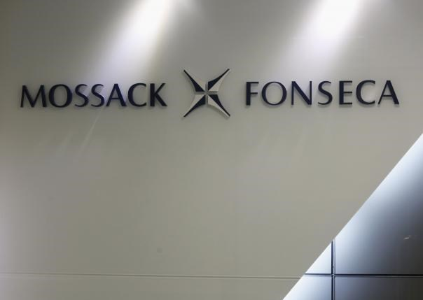 The company logo of Mossack Fonseca is seen inside the office of Mossack Fonseca & Co. (Asia) Limited in Hong Kong, China April 5, 2016. Photo: Reuters/Bobby Yip