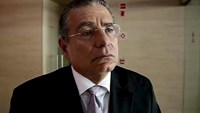 A still image from a video footage show Ramon Fonseca, the director of Panama-based law firm Mossack Fonseca, during an interview with Reuters television in Panama City, April 4, 2016. Photo: Reuters/Reuters TV