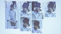 A man whom officials believe may be a suspect in the attack which took place at the Brussels international airport of Zaventem, is seen in this CCTV image made available by Belgian Police on April 7, 2016. Photo: Reuters/CCTV/Belgian Federal Police/Handout via Reuters/Files