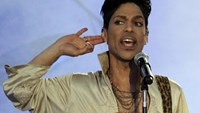 U.S. musician Prince performs at the Hop Farm Festival near Paddock Wood, southern England July 3, 2011. Photo: Reuters/Olivia Harris/File Photo