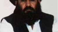 Mullah Akhtar Mohammad Mansour, Taliban militants' new leader, is seen in this undated handout photograph by the Taliban. The U.S. military carried out an air strike on Saturday targeting Afghan Taliban leader Mullah Akhtar Mansour in a remote area of the Afghanistan-Pakistan border region, the Pentagon said. Taliban Handout/Handout via Reuters