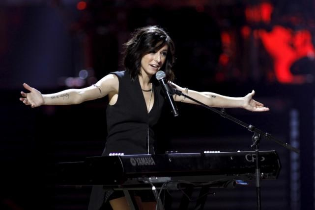 Macy's iHeartRadio Rising Star Christina Grimmie performs during the 2015 iHeartRadio Music Festival at the MGM Grand Garden Arena in Las Vegas, Nevada September 18, 2015. Photo: Reuters/Steve Marcus