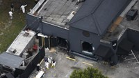 Gunman massacres 50 at Florida gay club in worst U.S. mass shooting