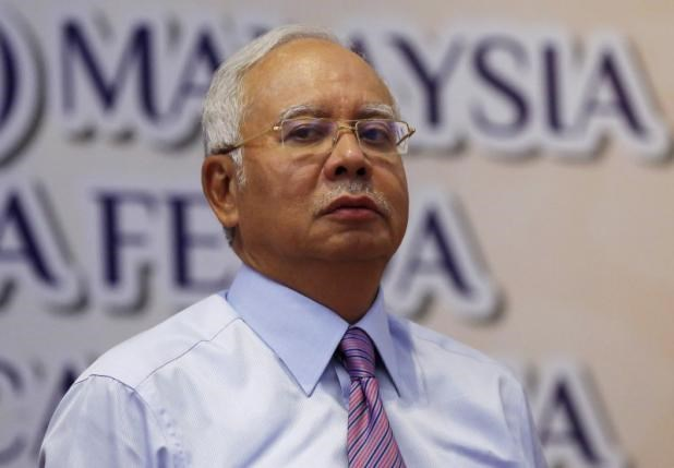 Malaysia's Prime Minister Najib Razak attends an event in Kuala Lumpur, Malaysia, in this March 14, 2016 file photo. Photo: Reuters/Olivia Harris/Files