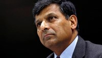 Reserve Bank of India (RBI) Governor Raghuram Rajan attends a news conference after their bimonthly monetary policy review in Mumbai, India, June 7, 2016. Photo: Reuters/Danish Siddiqui/File Photo
