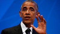 U.S. President Barack Obama speaks about Brexit at the Global Entrepreneurship Summit at Stanford University in Palo Alto, California, June 24, 2016. Photo: Reuters/Kevin Lamarque
