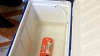 A flight recorder retrieved from the crashed EgyptAir flight MS804 is seen in this undated picture issued June 17, 2016. Photo: Egyptian Aviation Ministry via Reuters