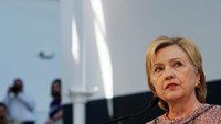 U.S. Democratic presidential candidate Hillary Clinton comments on the just-released Benghazi report as she speaks at Galvanize, a learning community for technology, in Denver, U.S. June 28, 2016. Photo: Reuters/Rick Wilking