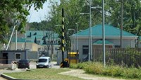 A view shows premises of a newly constructed military base in Pionersky in Kaliningrad region, Russia, June 23, 2016. Photo: Reuters/Lidia Kelly