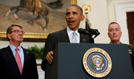 Obama, in shift, says he will keep 8,400 U.S. troops in Afghanistan until 2017