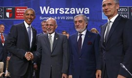 Despite fatigue, NATO commits to fund Afghan forces to 2020