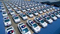 Police cars and other vehicles, which will serve during the upcoming G20 summit, are seen at a parking area in Hangzhou, Zhejiang province, China July 18, 2016. Picture taken July 18, 2016.Photo:Reuters/Stringer