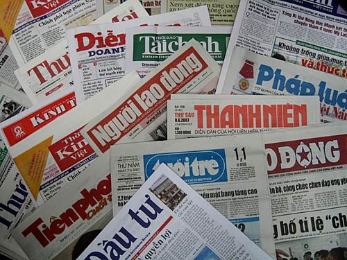 Vietnam information ministry to solely regulate media