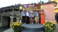 Hoi An welcomes 6 millionth visitor since 1995
