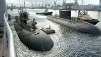 Russia hands over 3rd submarine to Vietnam