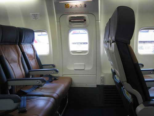 Vietnam Airlines passenger fined for opening emergency exit