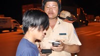 Vietnam cops go undercover to catch nocturnal racers