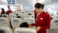 Yet another Chinese arrested for in-flight theft in Vietnam