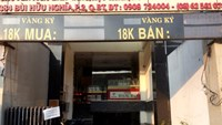 Vietnam police return $14,000 to raided gold shop