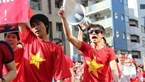 Vietnamese hold rallies abroad to protest China's oil rig deployment