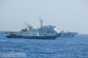 Vietnam youth federation condemns China's oil rig deployment