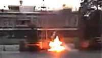 Vietnam police stop man from burning self to protest China