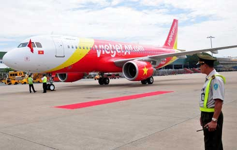 A VietJet Air aircraft. Photo credit: VnExpress