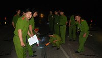 4 killed, 1 injured in motorbike accident on Vietnam highway