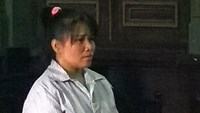 Hom Kosal, 37, at the appeal trial in Ho Chi Minh City July 3. Photo: Le Nga
