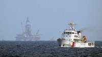 China's oil rigs won't deter Vietnam's oil projects: official