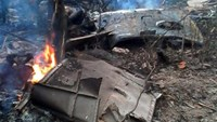 16 dead as military chopper crashes in Vietnam capital
