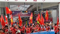 Vietnamese in Japan, Netherlands hold anti-China rallies