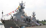 Vietnam Navy inaugurates two new missile corvettes
