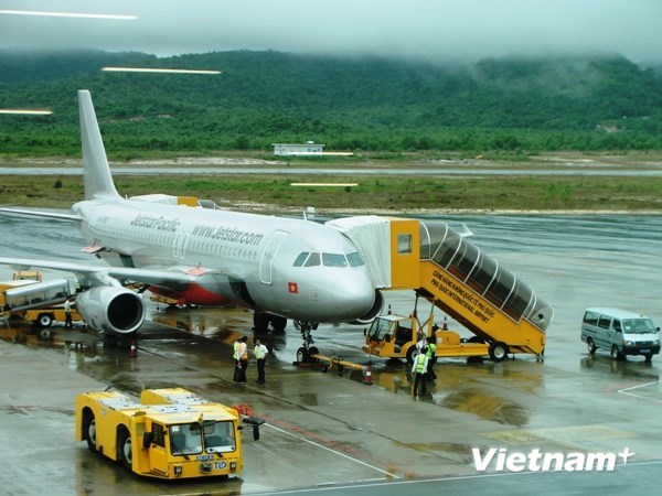 A Jetstar Pacific aircraft. Photo credit: Vietnam News Agency