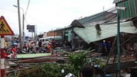 Tornado injures five, blows down hundreds of houses in southern Vietnam