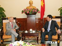 Vietnam urges US Senate to support bilateral ties