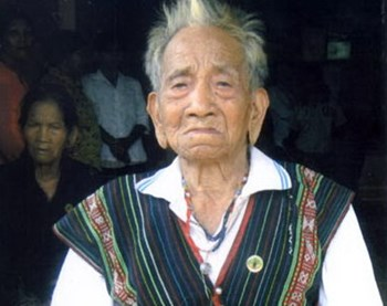 Vietnam recognizes 116-year-old Mo Nong as oldest living man