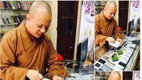 Vietnam monk censured for bourgeois Facebook page