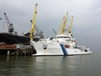 Indian Coast Guard ship arrives in central Vietnam