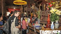 Hanoi project brings youths to explore traditional culture