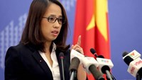 Ministry of Foreign Affairs deputy spokesperson Pham Thu Hang
