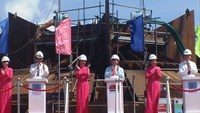 Vietsovpetro begins construction of $230m oil rig