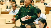Lawmakers seek to cut Vietnam's large corps of military generals