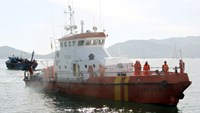 8 missing after 2 cargo ships collide off Vietnam's south-central coast